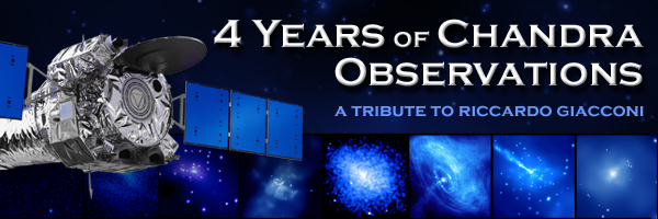 Four Years of CHANDRA Observations: A Tribute to Riccardo Giacconi